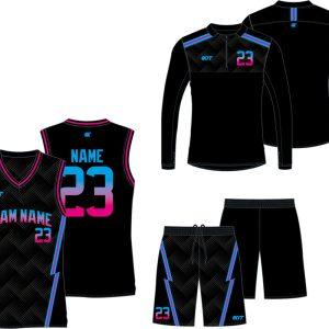 Basketball Teamwear Packs