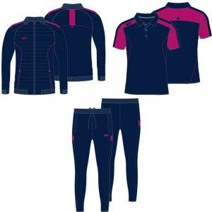 Athletics Teamwear Packs